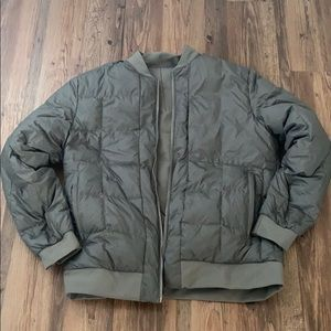 Lululemon Reversible Green Jacket